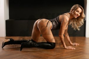Lyncia tantra massage in Athens