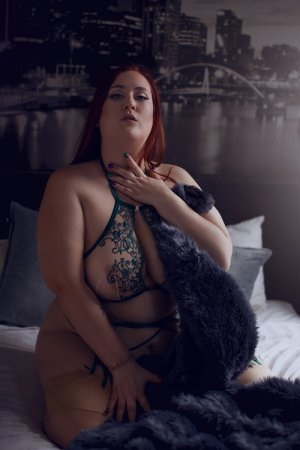 Angelyna erotic massage in Welby
